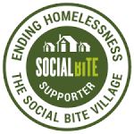 We're a Social Bite Village supporter!