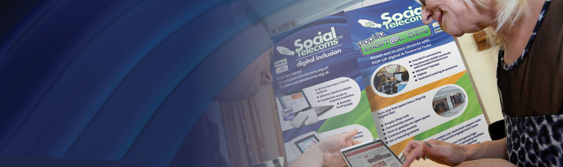 Public Sector Telecoms   Digital Inclusion & Unified Communications